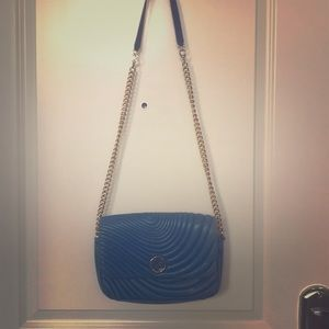 💙Henri Bendel Blue Shoulder bag